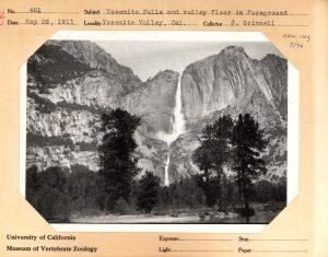 Yosemite Falls-Archives